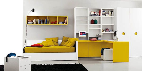 dcor add - Interior Teen Bedroom Design