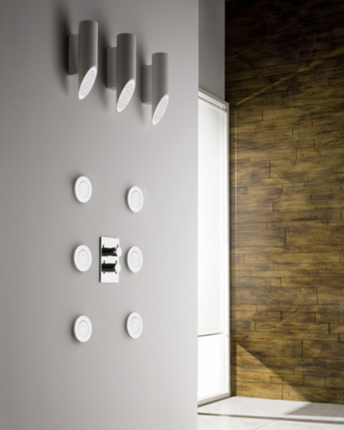 Clip A Magnificent Shower System By Treemme
