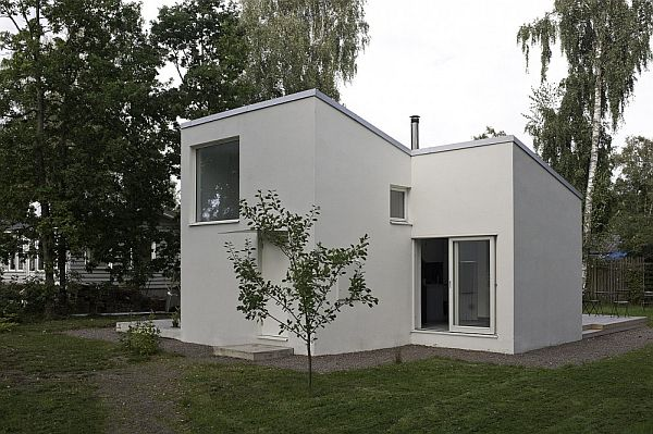 Small Swedish House designed by DinellJohansson