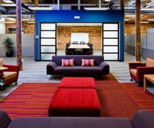 Duke University Smith Warehouse Renovation by Lambert
