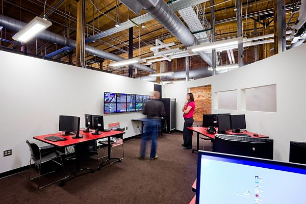 Duke University Smith Warehouse Renovation
