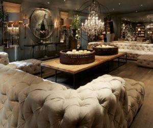 The chic Soho sofa
