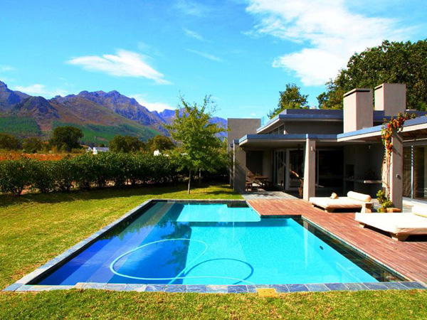Expensive luxury villa in South Africa for sale
