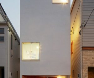 91.05 sqm Contemporary Residence in Tokyo