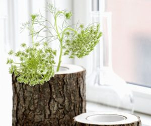 Ferm Living Tree Trunk Vase