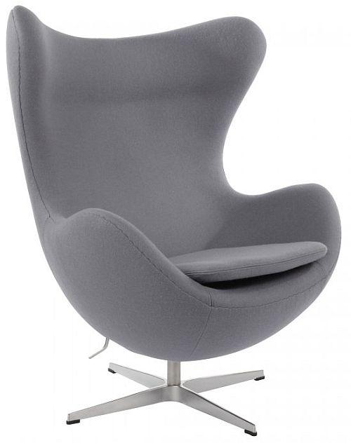 Arne Jacobsen Egg Chair Grey