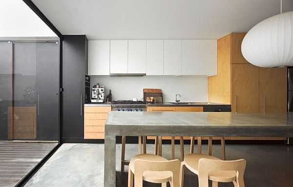 Surprising House Hidden Behind A Deceptive Exterior Nice Design