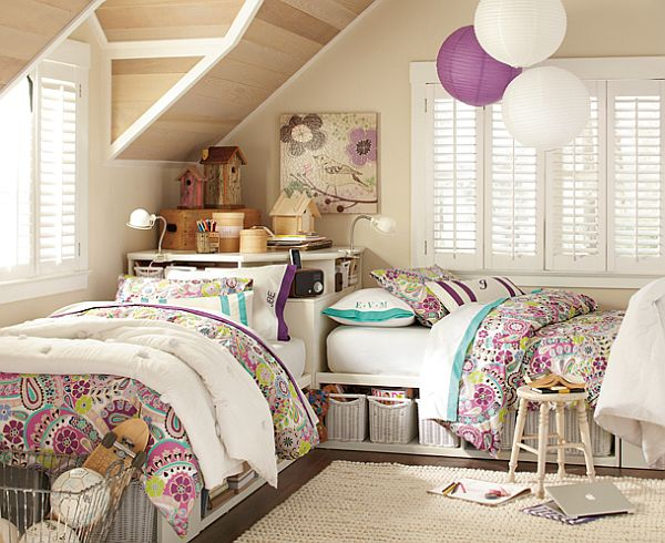 Teen Rooms For Girls Beauteous 55 Room Design Ideas For Teenage Girls Design Ideas