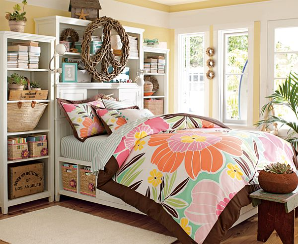55 Room Design Ideas for Teenage Girls on Teenager Room Girl  id=66942