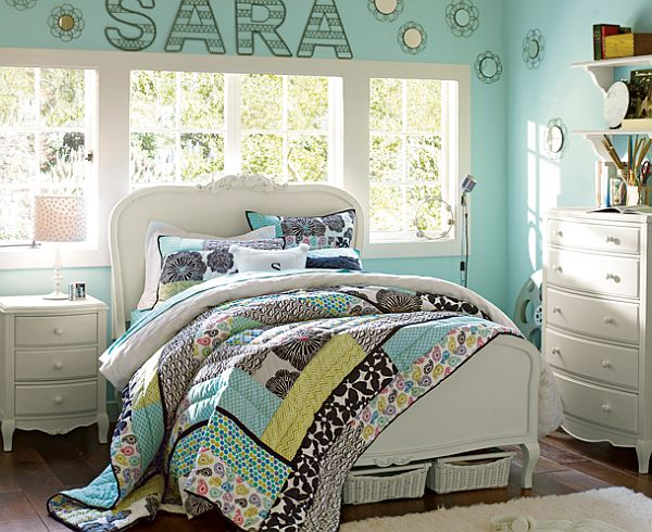 55 Room Design Ideas for Teenage Girls on Teenager Room Girl  id=58308