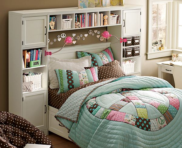 Bed For Teenage Girls 55 room design ideas for teenage girls