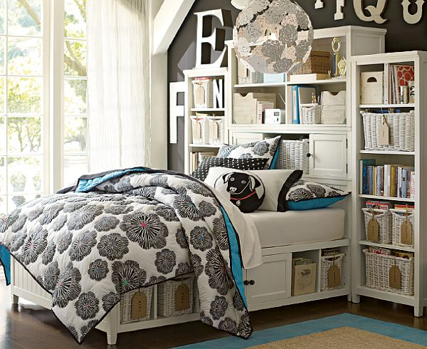 bedroom decor for teenage girl.  View 55 Room Design Ideas for Teenage Girls
