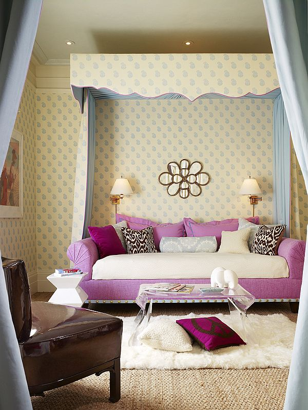 bedroom ideas for teenage girls purple. For A Cohesive D Cor  55 Room Design Ideas For Teenage Girls