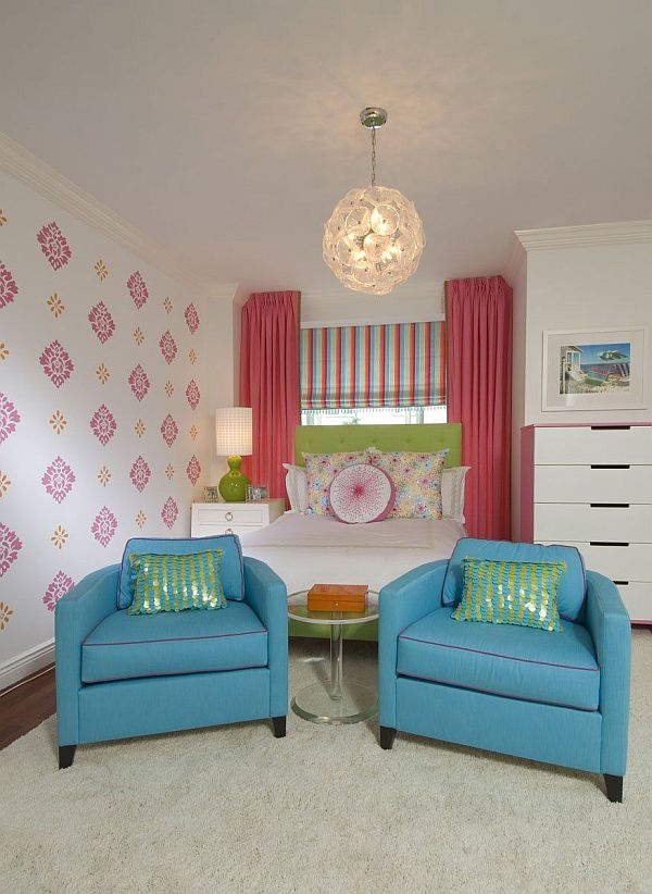bedroom ideas for teenage girls blue. View  55 Room Design Ideas For Teenage Girls
