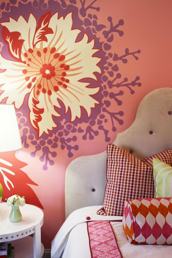 Bedroom Paint Ideas Pink 55 room design ideas for teenage girls