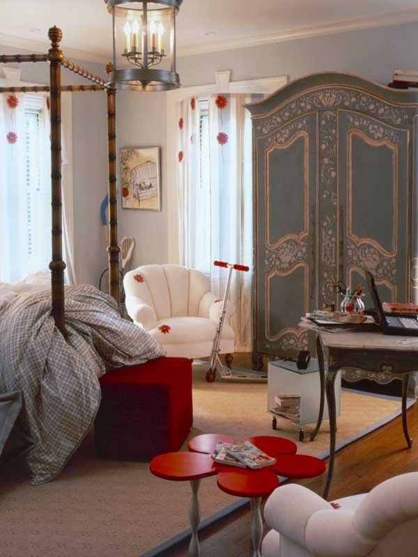 Girl Bedroom Colors. View  55 Room Design Ideas for Teenage Girls