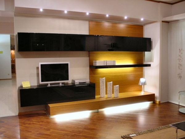 Light Tv wall system