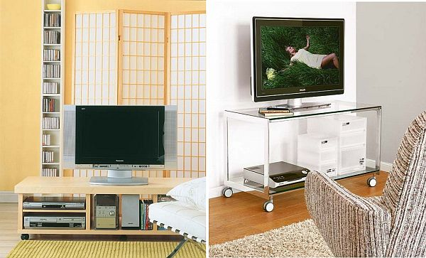 How To Naturally Integrate The TV In Living Room