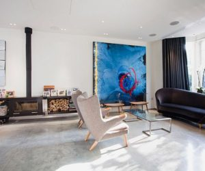 Contemporary London residence for sale