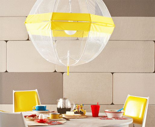 8 diy pendant lamps with highly unusual designs aloadofball Image collections