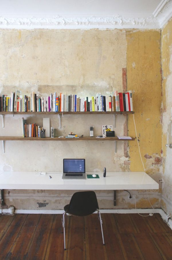 Admirable 20 Diy Desks That Really Work For Your Home Office Interior Design Ideas Tzicisoteloinfo