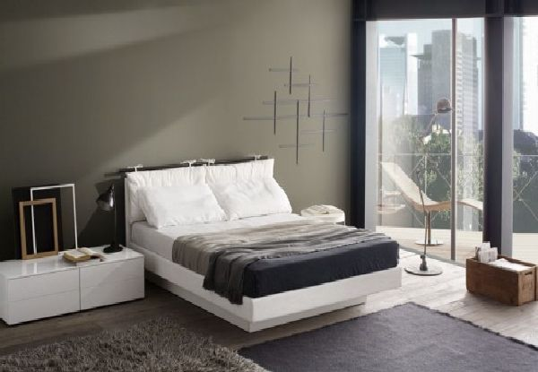 design of bed furniture. Decorate A Bedroom With White Furniture Design Of Bed L