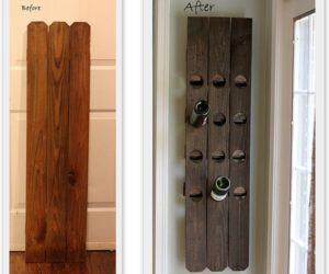 6 Versatile Wall-Mounted Wine Rack Designs You Can Craft Yourself