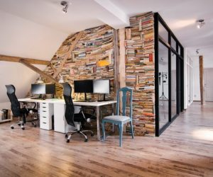 The X3 Offices in Timisoara by Ezzo