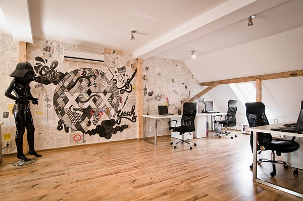 Fresh x3 Office in Timisoara