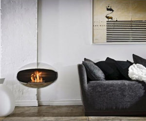 Beautiful Luxurious Cocoon Hammock · The Cocoon Fireplace By Federico Otero Good Looking