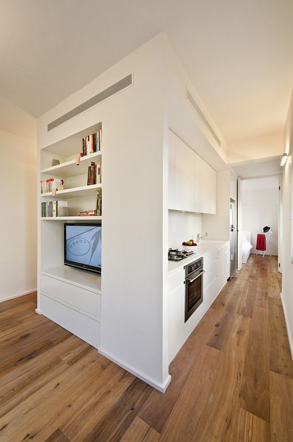 40 sqm Studio apartment renovation