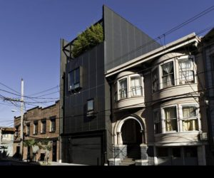50-foot-high home in San Francisco