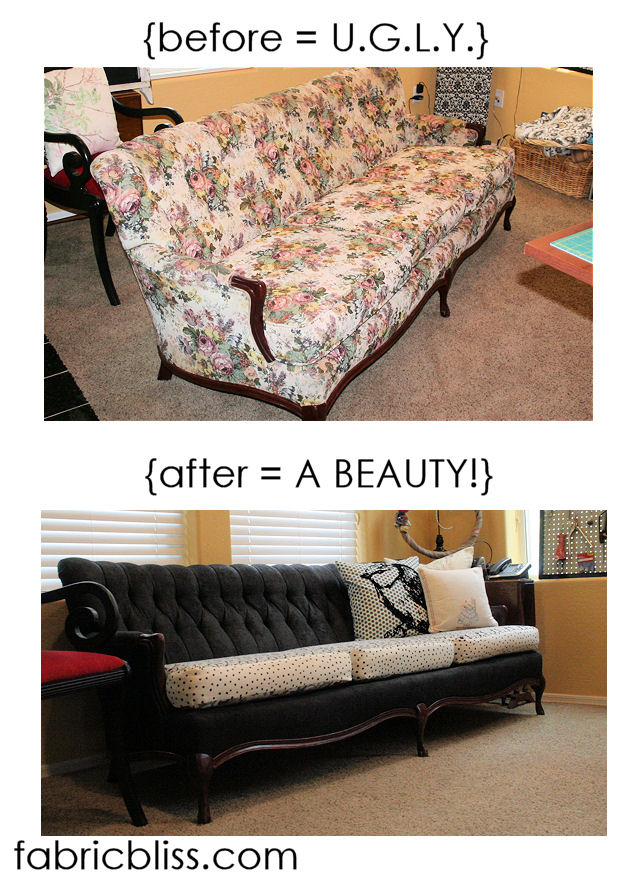 How To Update Your Home D 233 Cor With A Reconditioned Sofa
