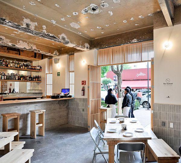 The Cantina Mexicana Restaurant Interior Design