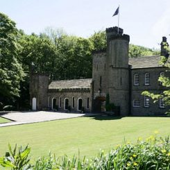 The Carr Hall Castle In Yorkshire