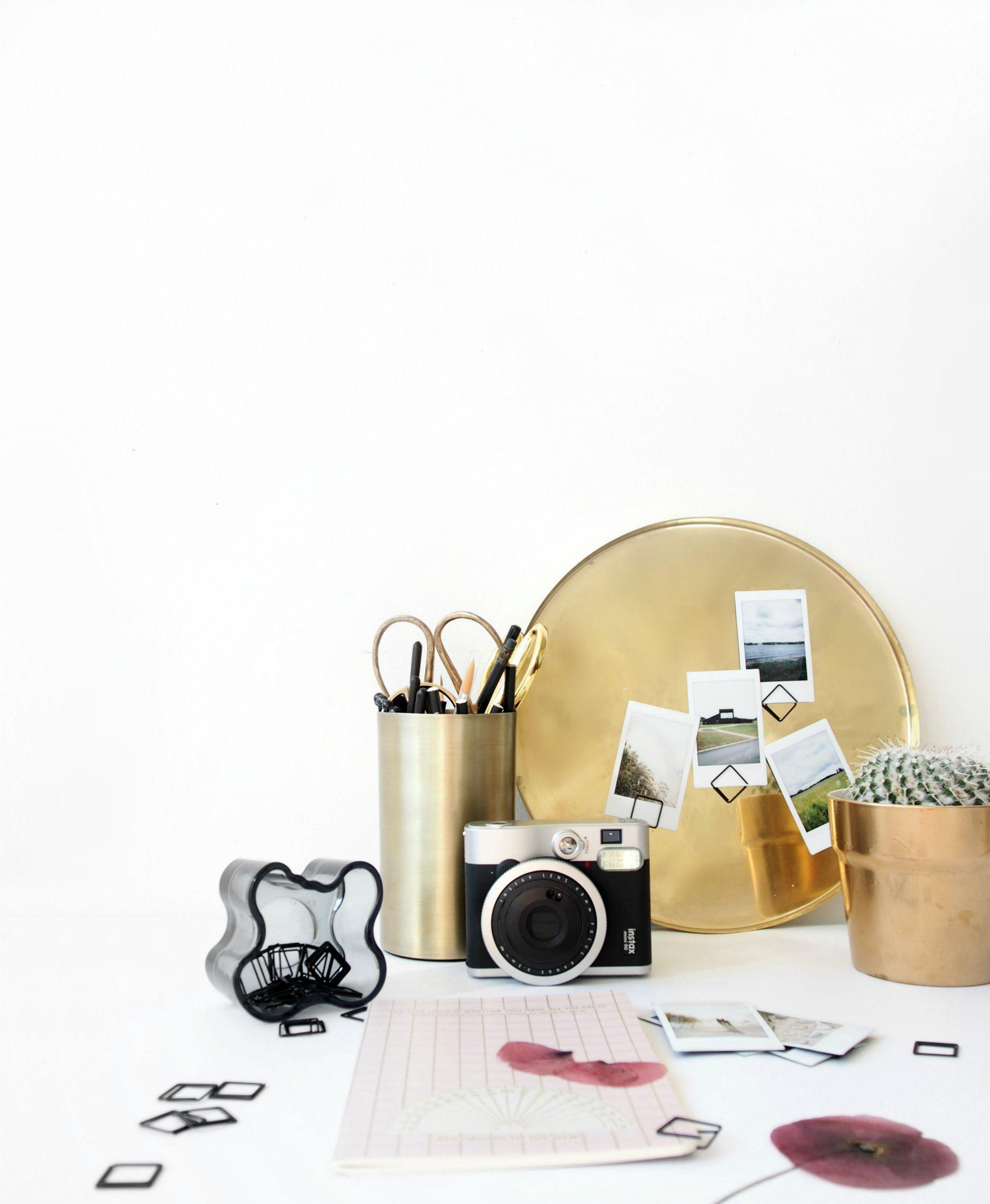 DIY photo holder