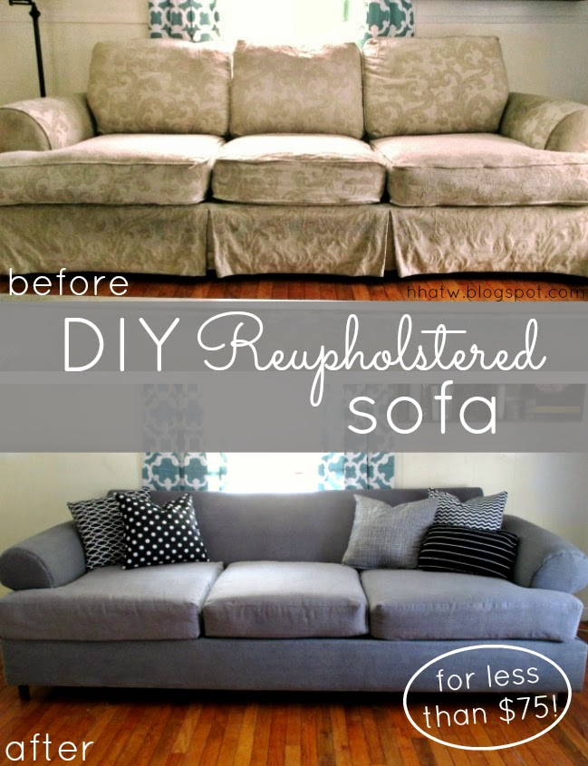 How To Update Your Home Decor With A Reconditioned Sofa