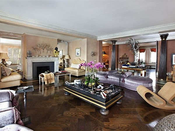 Bright and elegant new york apartment for sale for Real estate nyc apartments