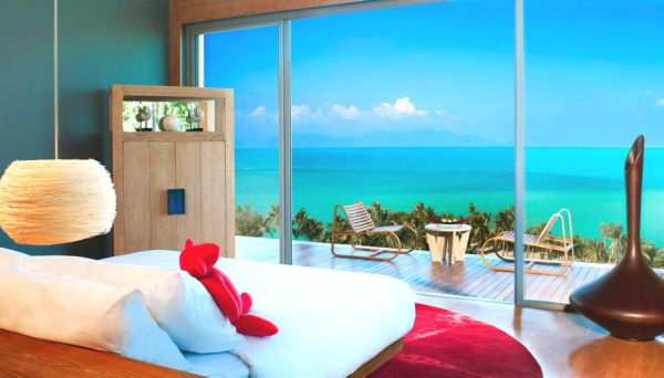 W Retreat Koh Samui In Thailand Idea