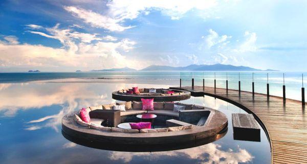 W Retreat Koh Samui in Thailand