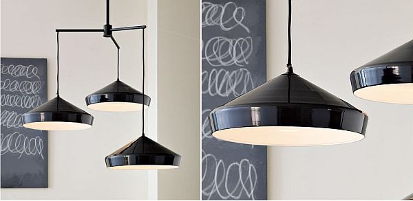 The modern industrial finn chandelier view in gallery aloadofball Choice Image