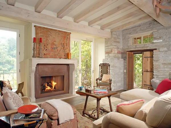 Halle Berry interior design house