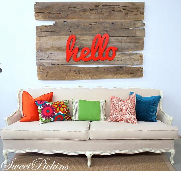 Hello Sofa update Design
