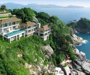 The exclusive Kamala Headland Villa in Phuket, Thailand