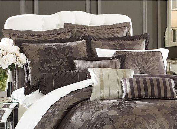Contemporary Chic Lenox Bedding
