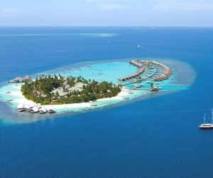 The Luxurious W Retreat & Spa in the Maldives