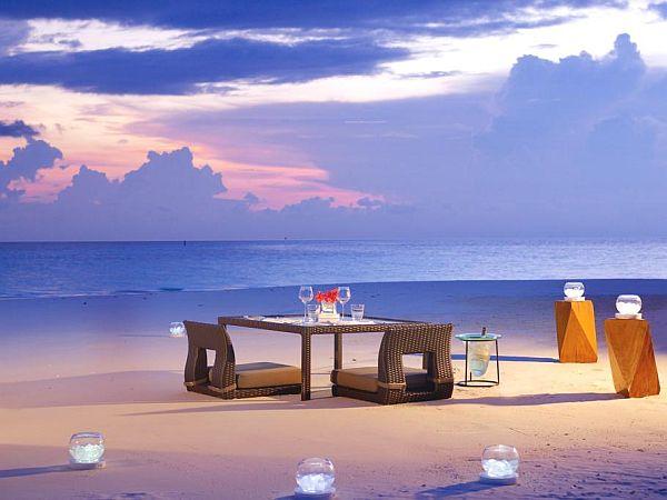The Luxurious W Retreat & Spa, Maldives