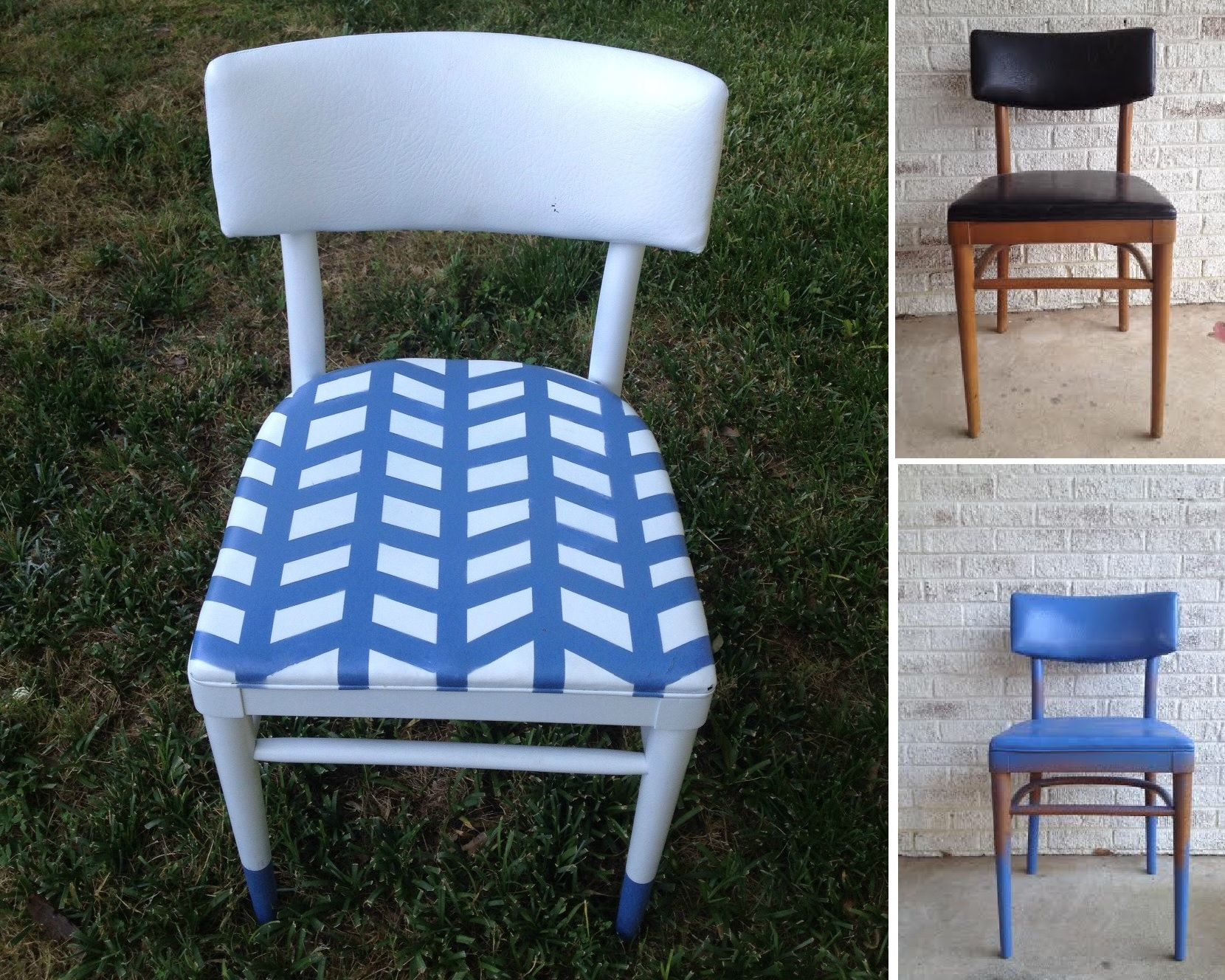 Makeover a Thrift Store Chair