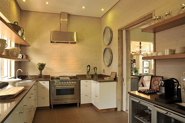 south african kitchen designs the amazing morokuru farm house in south africa 5618