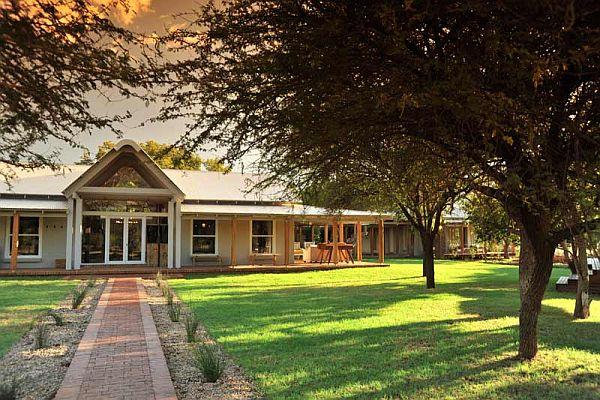 Morokuru Farm House in South Africa